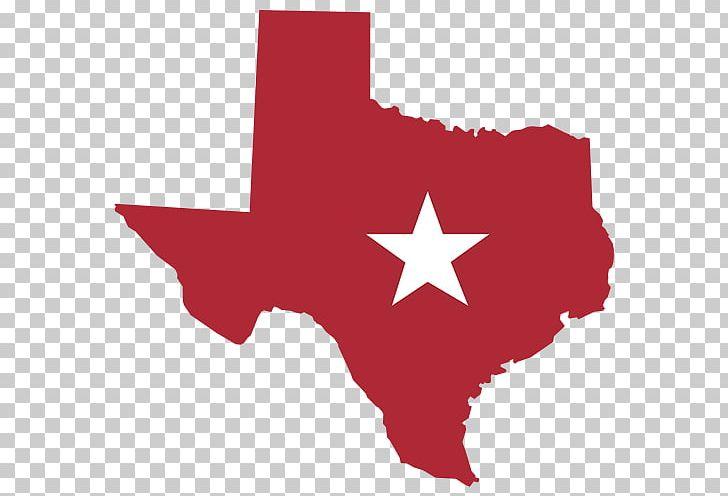 U.S. State Orange Texas Longhorn Texas State University.