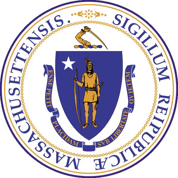 Seal Of Massachusetts Clip Art at Clker.com.