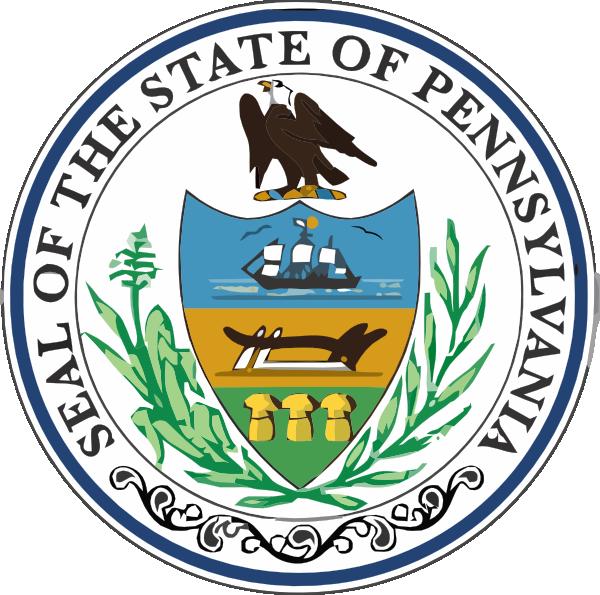 Pennsylvania State Seal clip art Free Vector / 4Vector.