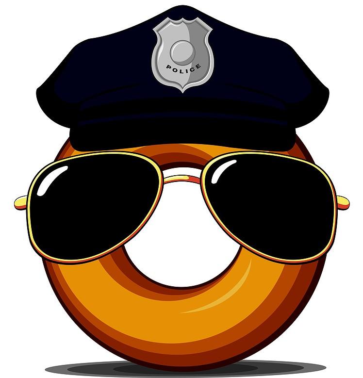 Cop clipart state trooper, Cop state trooper Transparent.