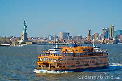 Statue Of Liberty Torch & Crown Royalty Free Stock Images.