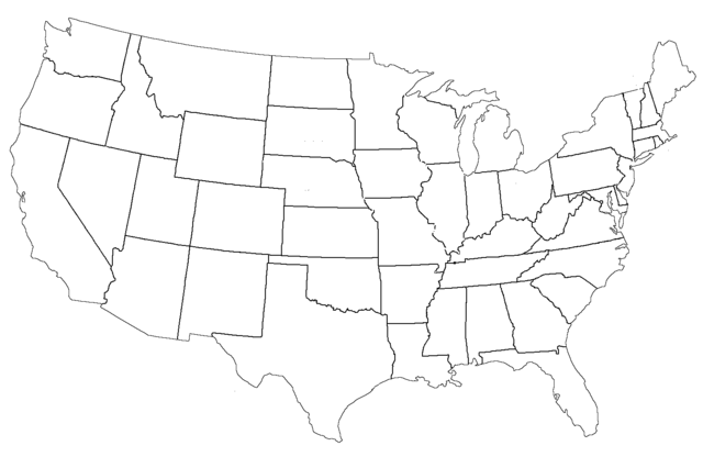 United States PNG Transparent United States.PNG Images.