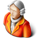 Statesman Icon, PNG ClipArt Image.