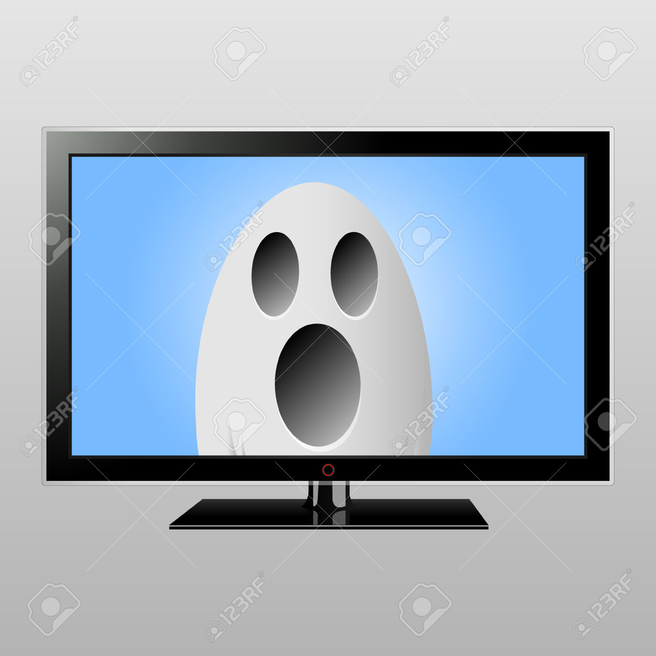 893 Television Static Stock Vector Illustration And Royalty Free.