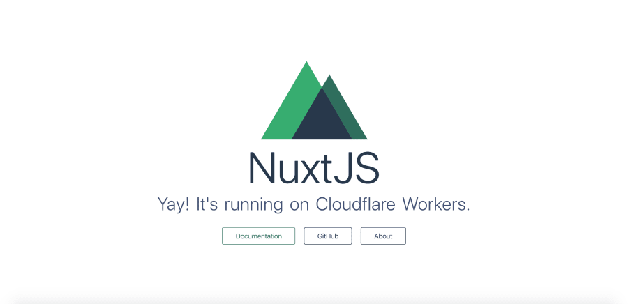 Deploying a static NuxtJS site to Cloudflare Workers ― Scotch.io.
