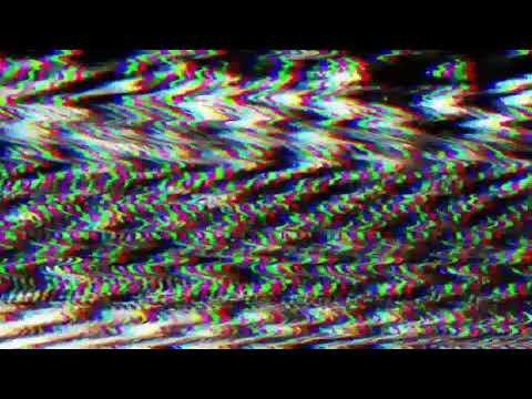 TV Static VHS Recorder Overlay.