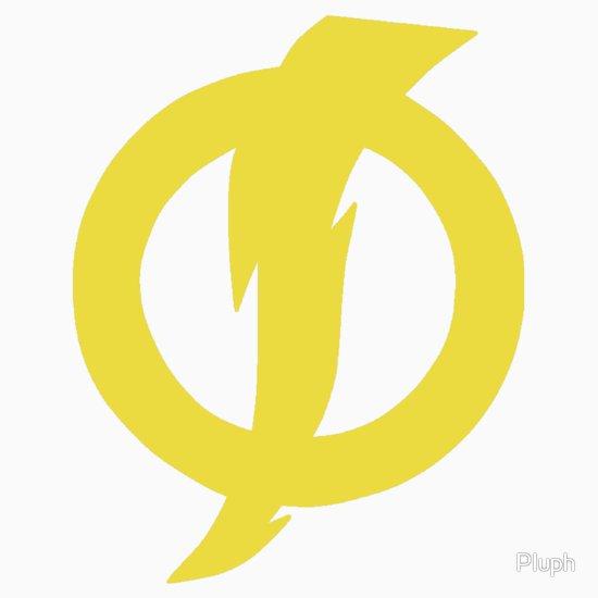Static Shock Symbol, a t.