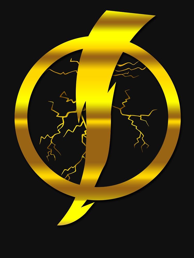 Static Shock Logo.