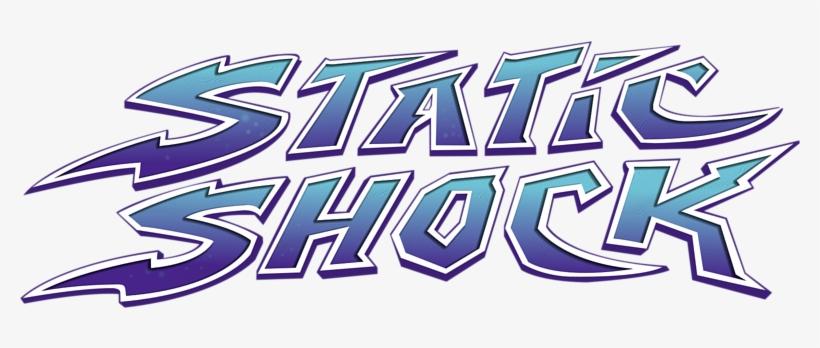 Static Shock Series Logo.