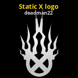 Static X logo [GameBanana] [Sprays].
