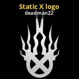 Static X logo [GameBanana] [Sprays].