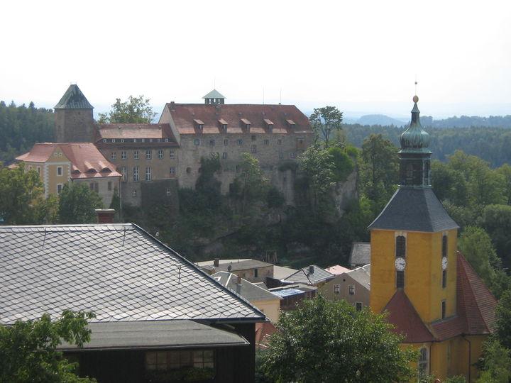 Hohnstein (Sächsische Schweiz).