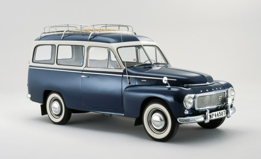 Estate Planning: A Visual History of Volvo Station Wagons.