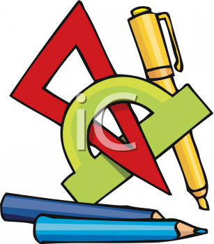 Stationery clipart.