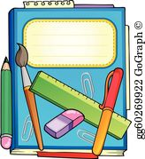 Stationery Clip Art.