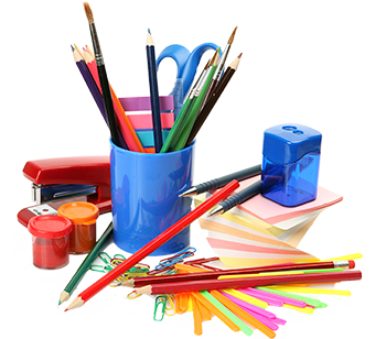 School Stationery Png 3 » PNG Image #107488.