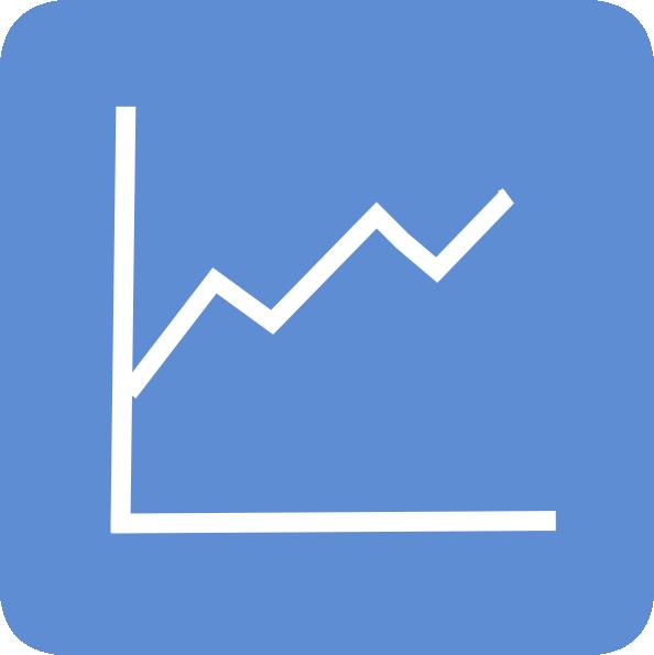 Statistic Symbols Clipart.