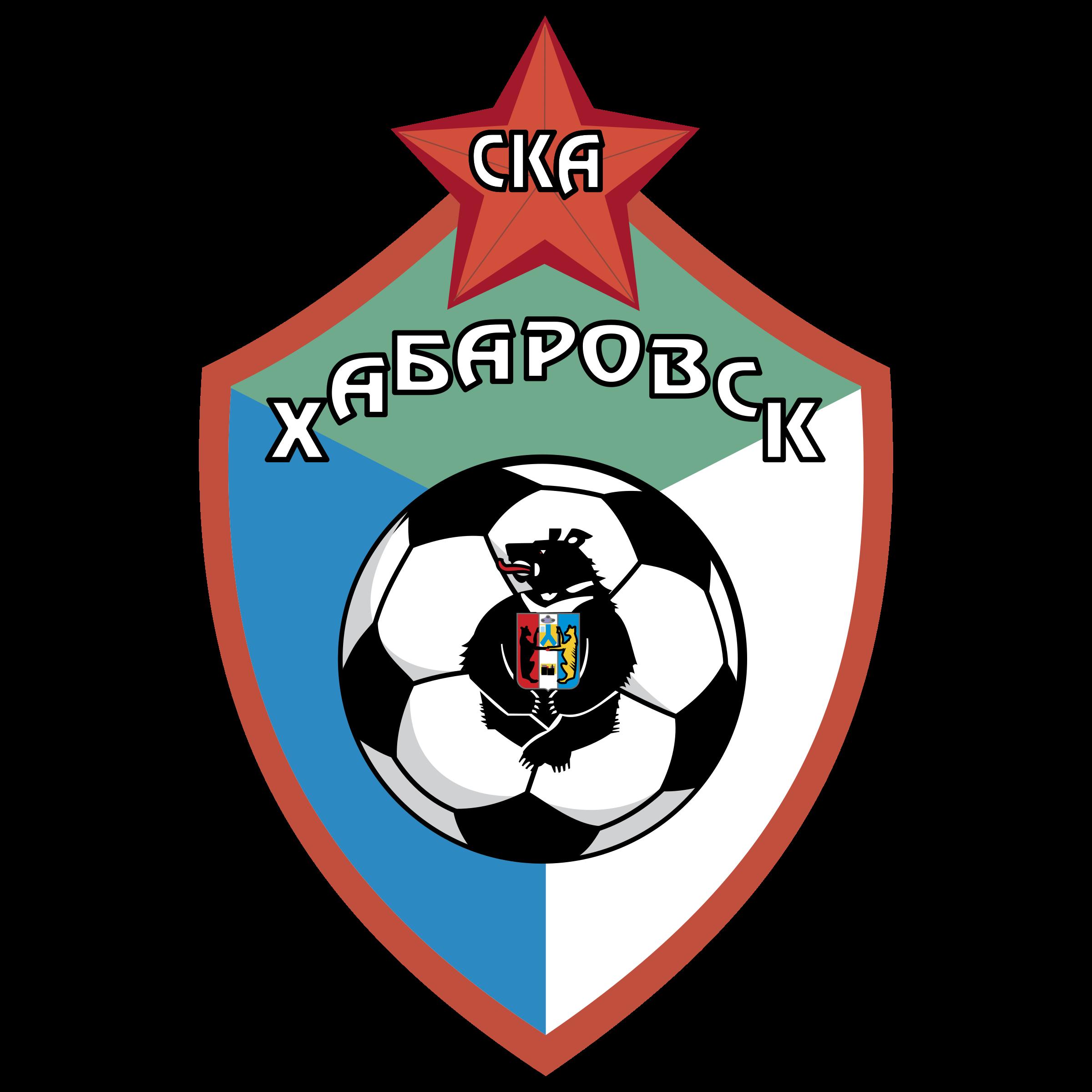 SKA Khabarovsk Logo PNG Transparent & SVG Vector.