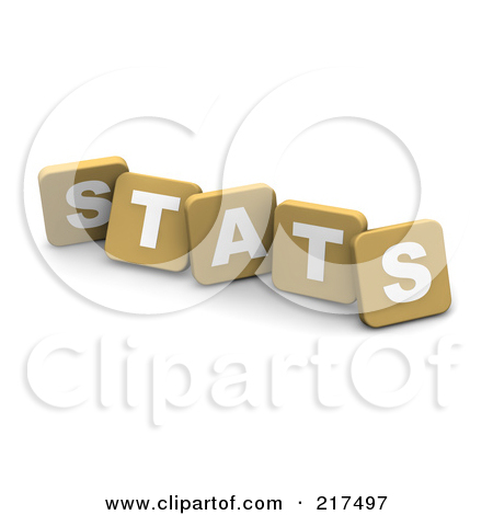 Stats Clipart.