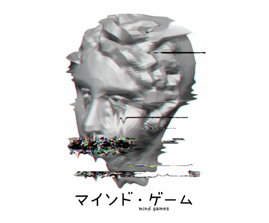 Aesthetic Tumblr Vaporwave Glitch Melting Statue Weird.