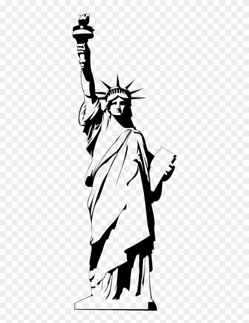 Statue Of Liberty Png.