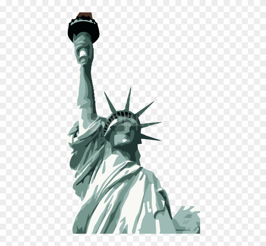 Free Png Download Statue Of Liberty Clipart Png Photo.