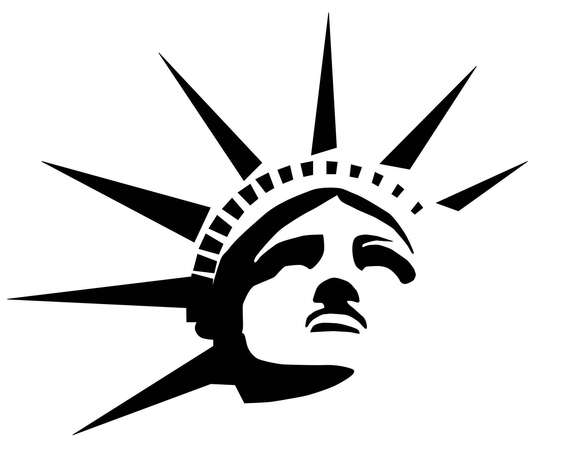 Statue of liberty Logos.