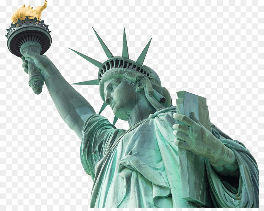 Statue Of Liberty png download.