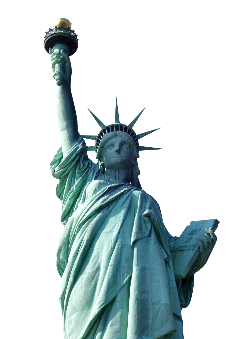 Statue of Liberty PNG images free download.