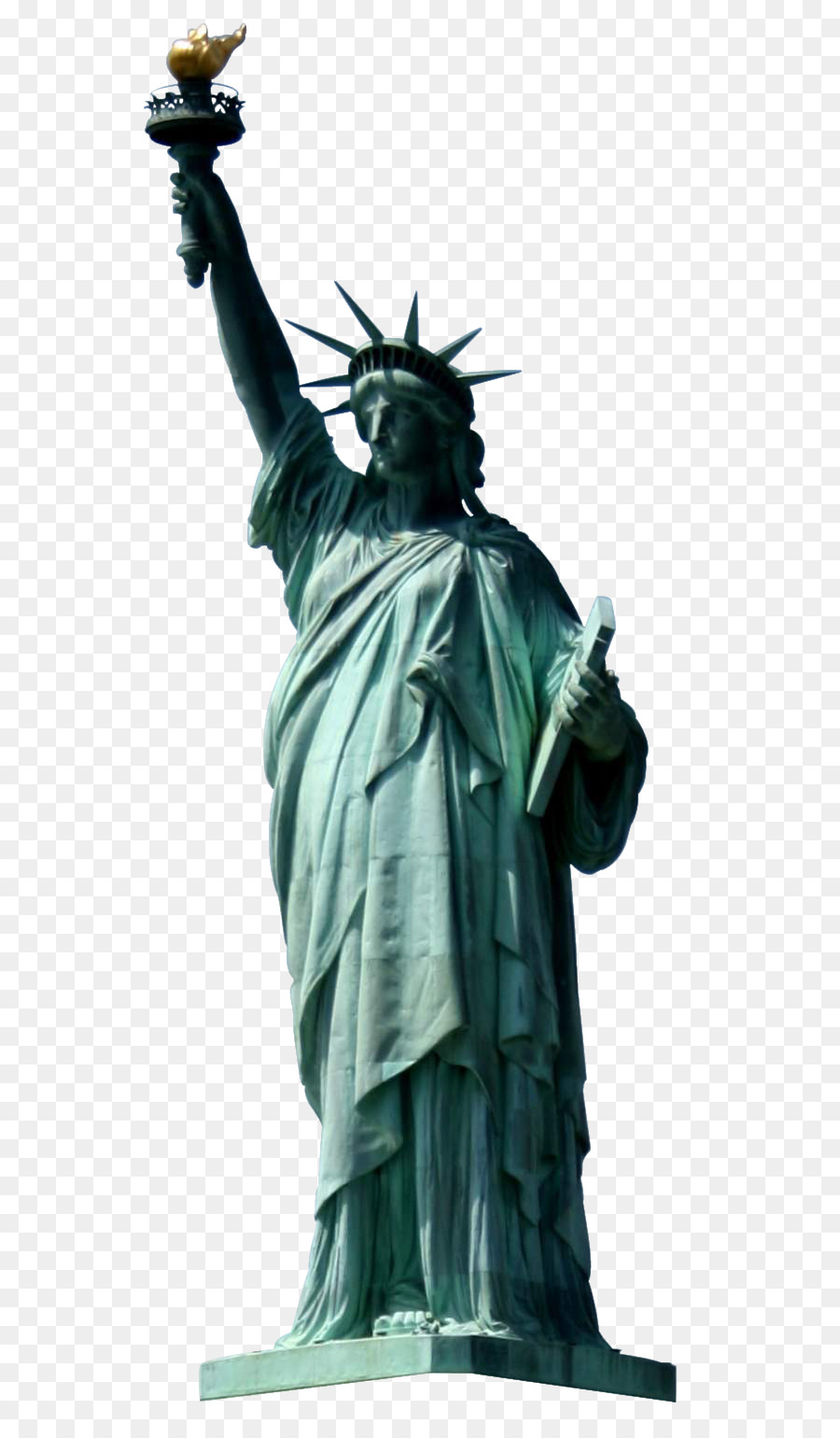 New York Statue Of Liberty Png & Free New York Statue Of.