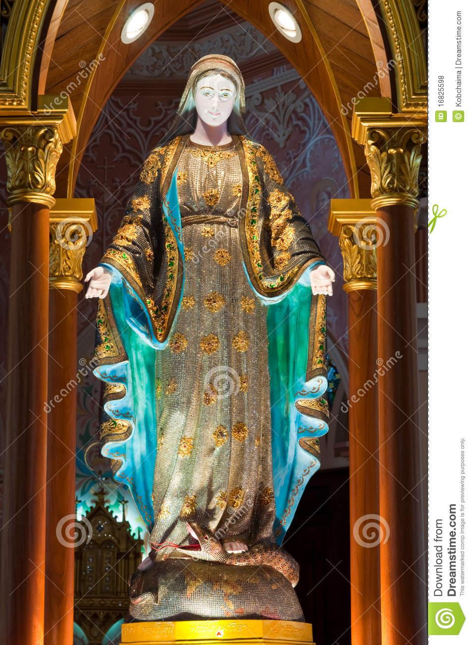 Statue Of Church Clipart.