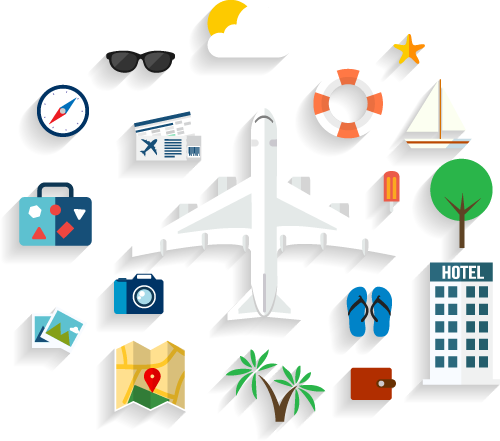 Web Solutions For Travel And Tourism Industry Services in.