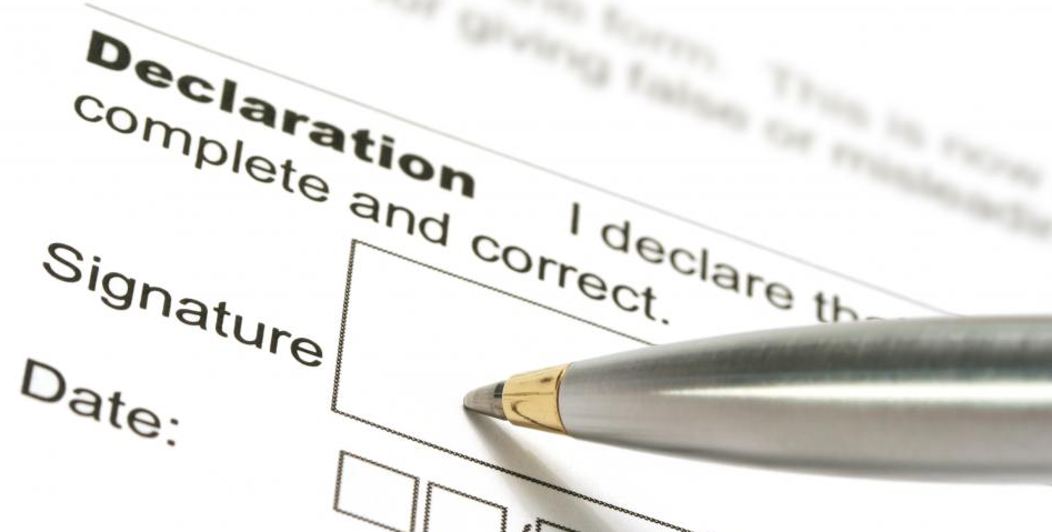 What is a Statutory Declaration? What is an Affidavit? —.