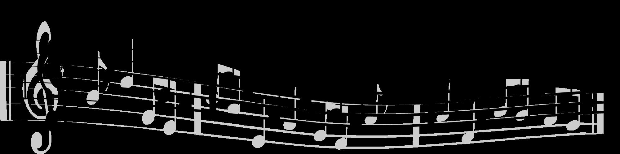 Music Staff Clip Art.