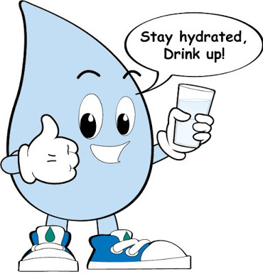 Crystal Clear Baguio Branch: Stay Hydrated.