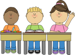 Stay In Classroom Clipart.
