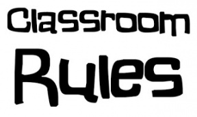 Stay In Classroom Clipart Black And White.
