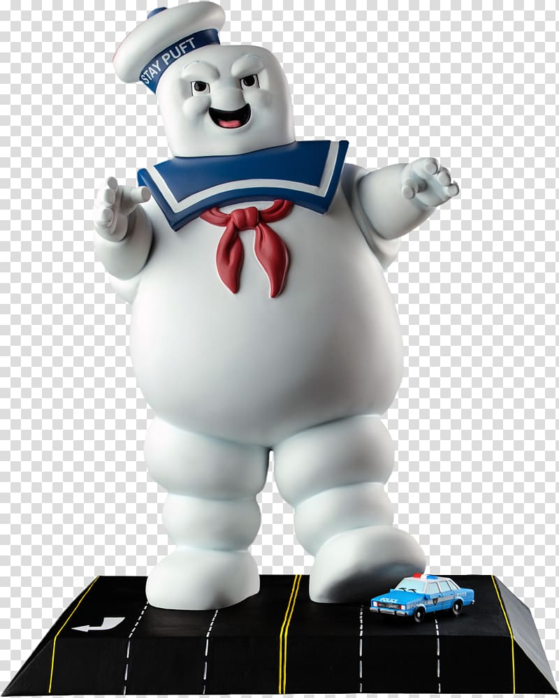 Stay Puft Marshmallow Man Slimer Statue Diamond Select Toys.