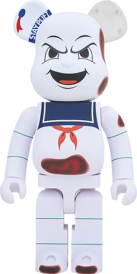 Be@rbrick Stay Puft Marshmallow Man \