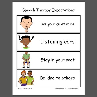 Voice Therapy Cliparts.