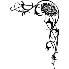 Art Nouveau Stencils And Stenciling Accessories From The Ste.