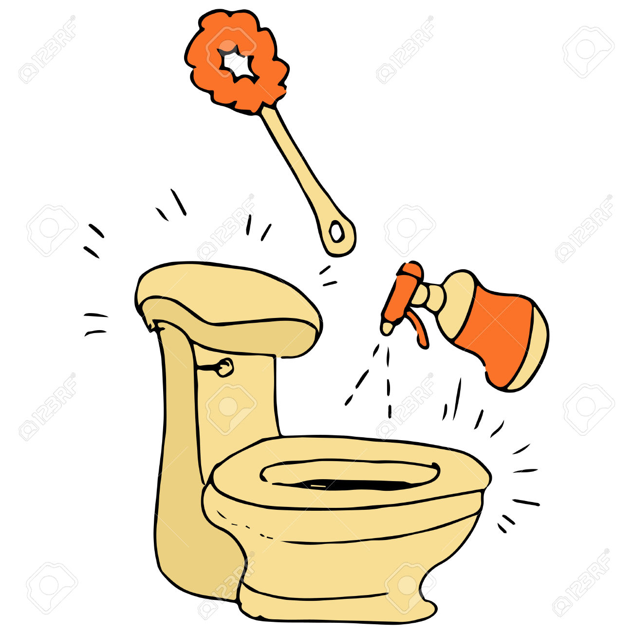 Toilettenhaus Clipart Clipground