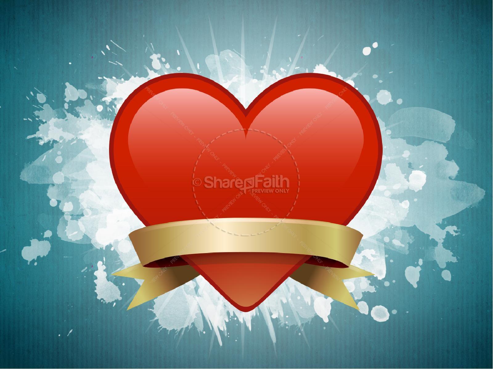 Steadfast Love Sermon PowerPoint.