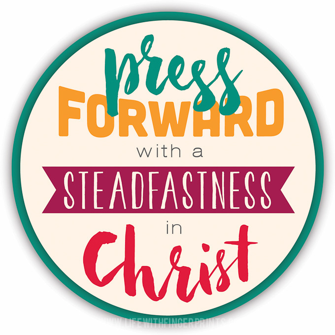 2016 Yw Theme Press Forward With Steadfastness In Christ Free.
