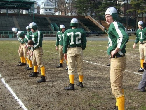 Steagles: The 1943 Combination of the Steelers and Eagles.