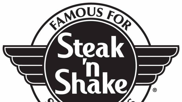 Free Steakburger at Garner Steak \'n Shake location on 9/10.