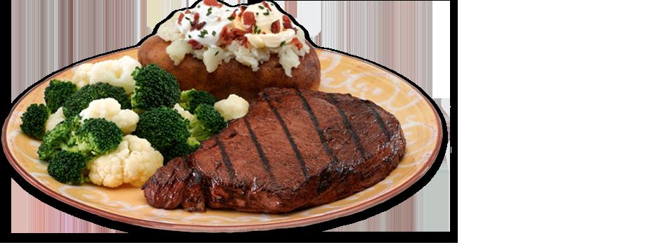 Husker Steak House.