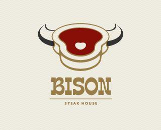 Logo steak house.