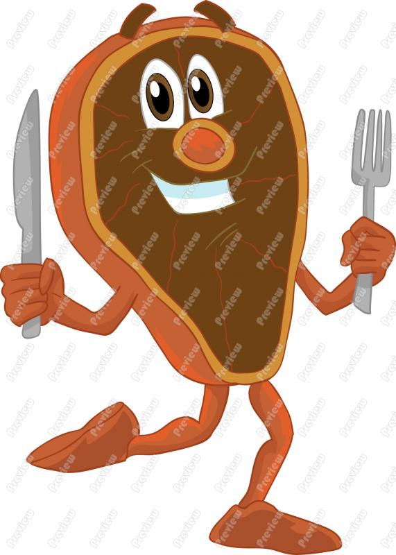 Steak Fry Clipart.