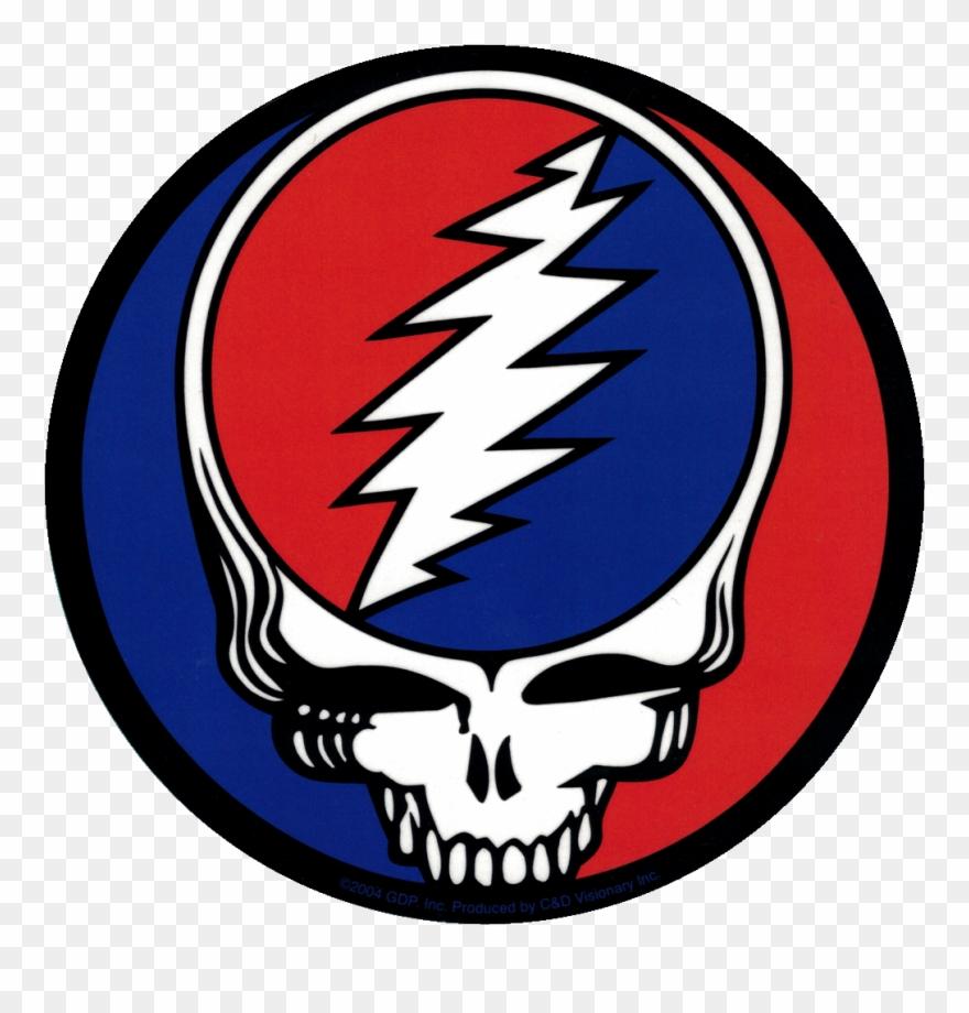 Grateful Dead Steal Your Face.